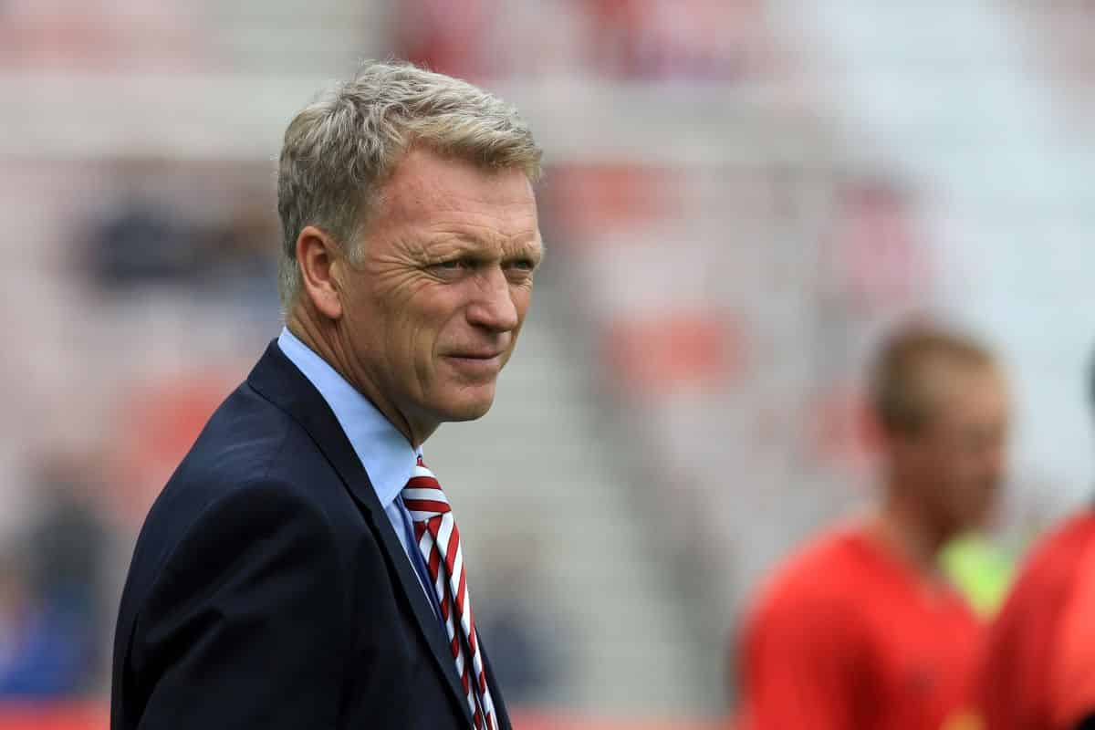 David Moyes 'proud' to be back at West Ham after being appointed as Manuel Pellegrini's replacement