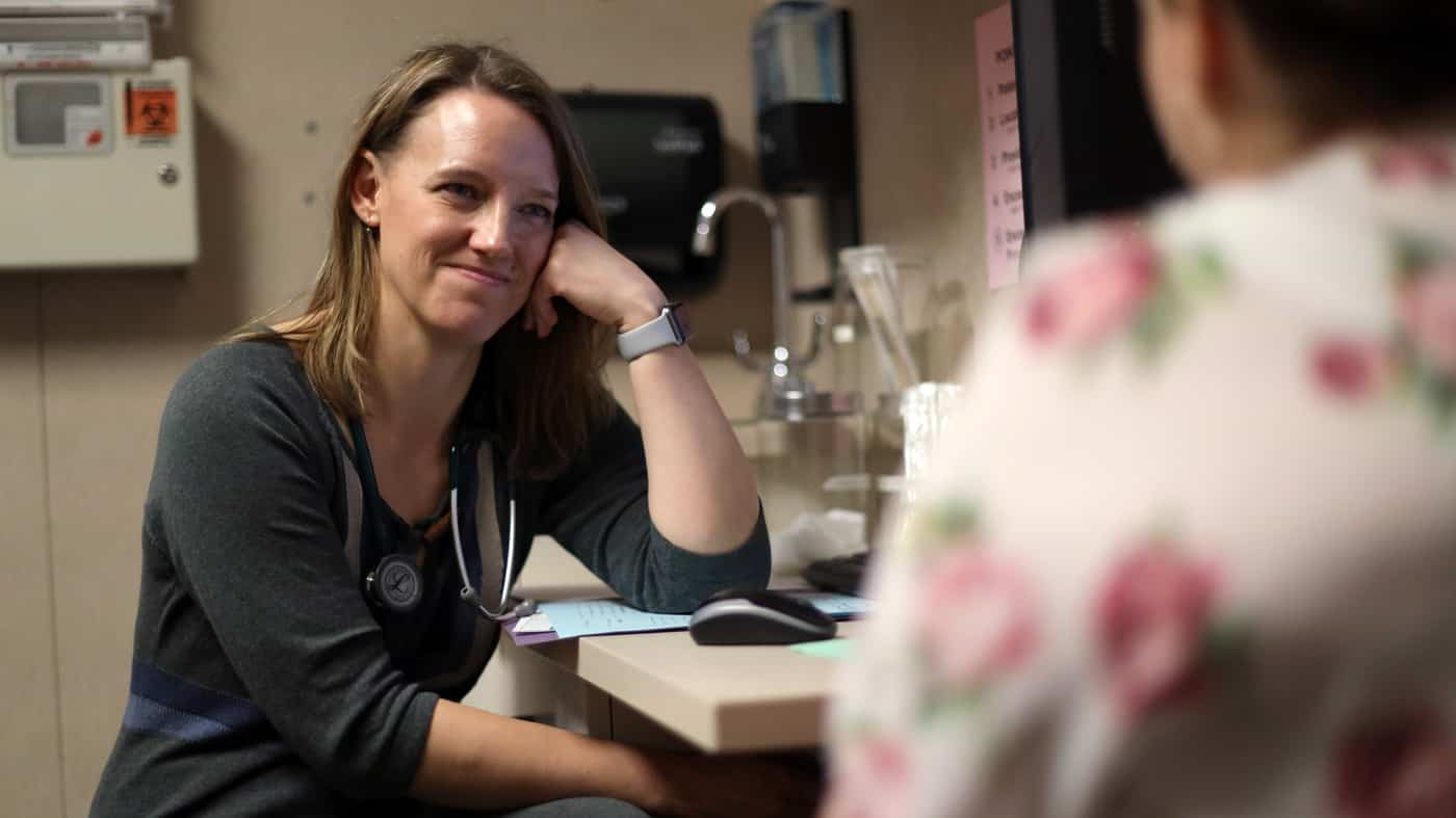 Video: Where Resources Are Scarce, A Rural Doctor Takes On The Opioid Crisis : Shots