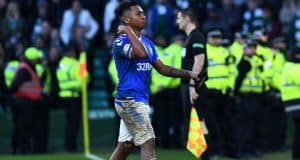 Celtic respond to allegations made by Rangers that Alfredo Morelos was racially abused during Old Firm derby