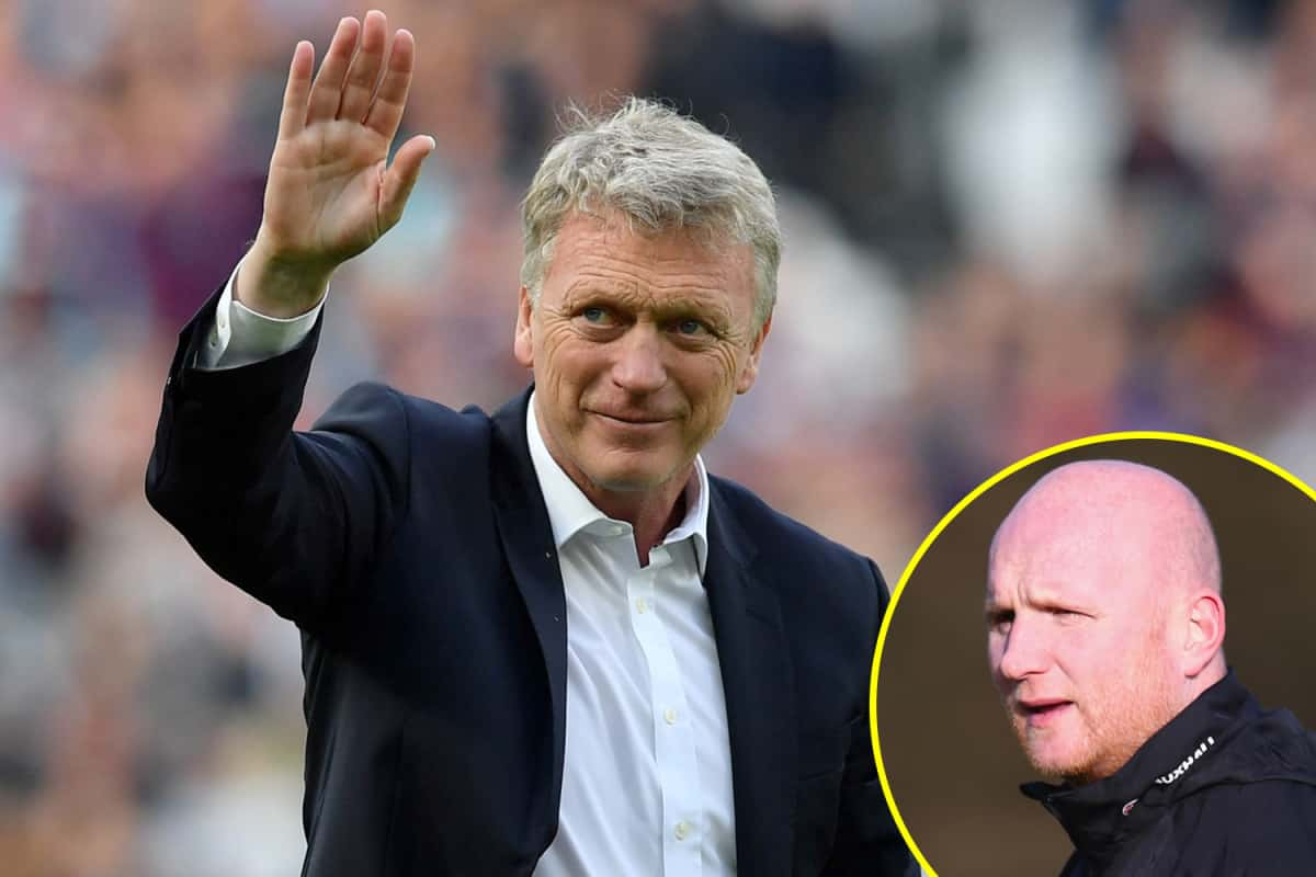 David Moyes is 'very lucky' to get West Ham job, claims John Hartson who launches scathing attack on Scot
