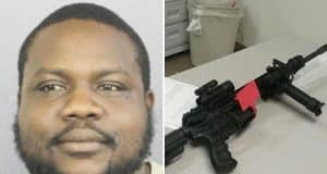 First gun-owner charged under Florida 'red flag' law found guilty after refusing to give up AR-15…