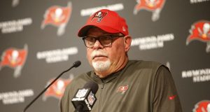 Bruce Arians believes he can win without Jameis Winston