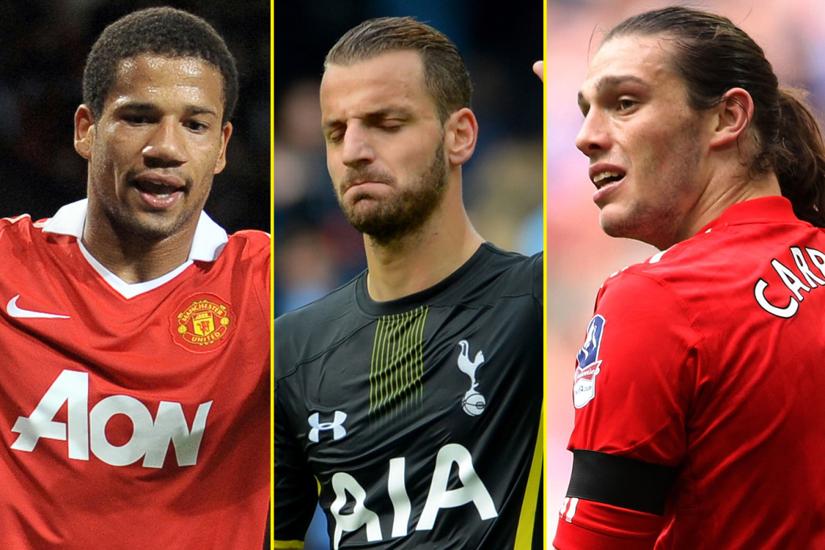 Every Premier League club's worst signing of the last decade, including Manchester United, Liverpool and T