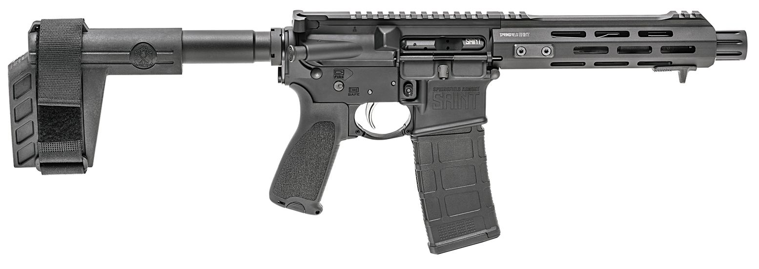The Best AR-15 Around? Here Is What We Can Say About Springfield's SAINT AR-15.