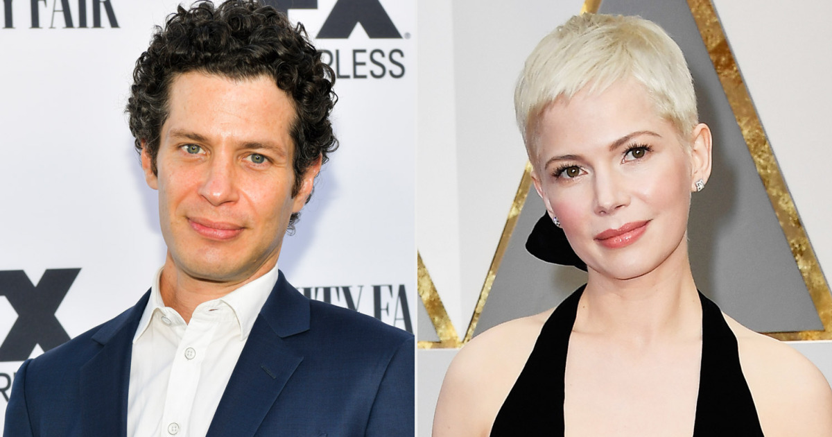 Michelle Williams is pregnant and engaged to <em></noscript>Hamilton</em> director Thomas Kail