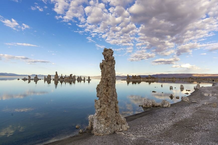 Life could have emerged from lakes with high phosphorus