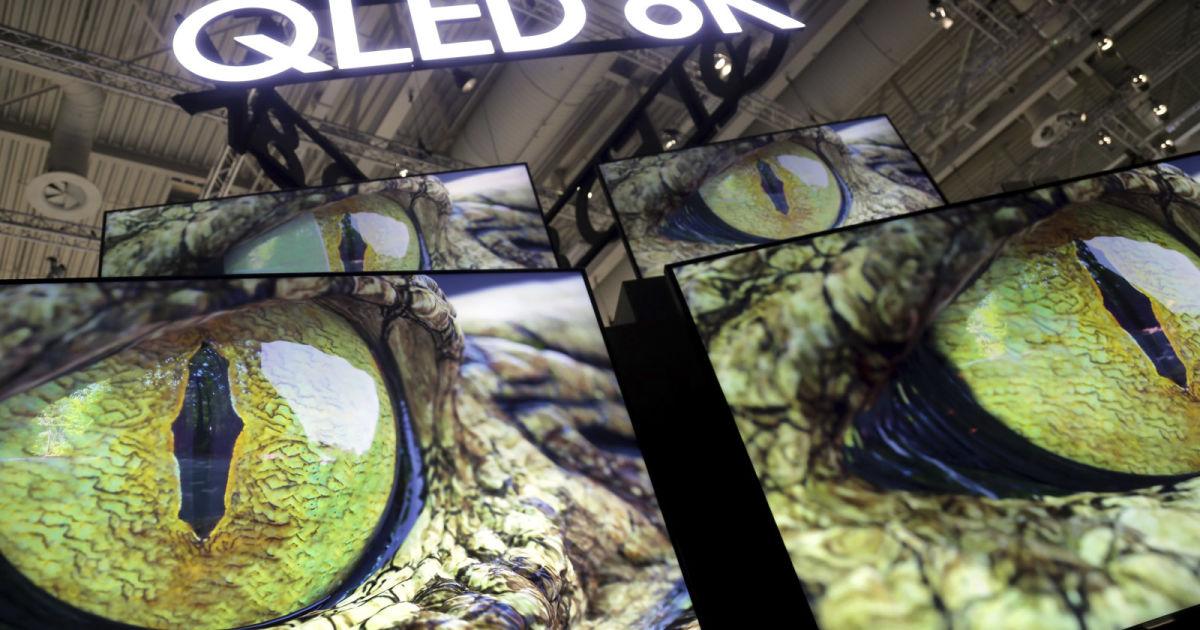 Samsung may unveil a true 'zero bezel' TV at CES 2020
