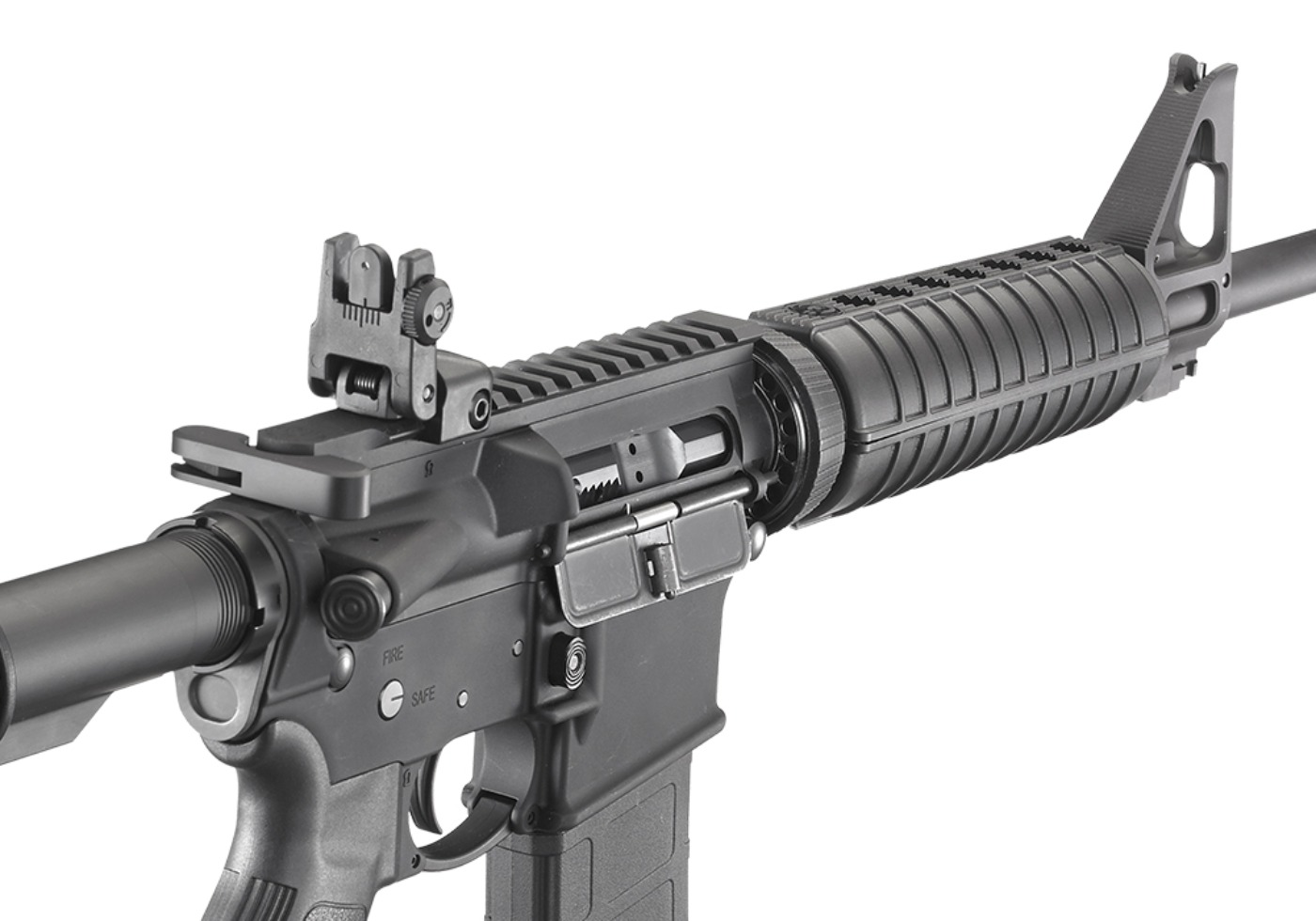 The AR-556 Is More Than Just Your Regular AR-15 'Pistol'