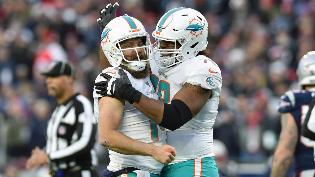Dolphins general manager Chris Grier explains why Miami's 2019 season was a success