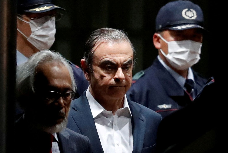 Ex-Nissan boss Carlos Ghosn flees to Lebanon, slams Japan's justice system