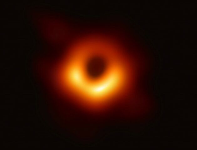 Year in Science: Revisit a black hole and other sights that weren't seen before 2019