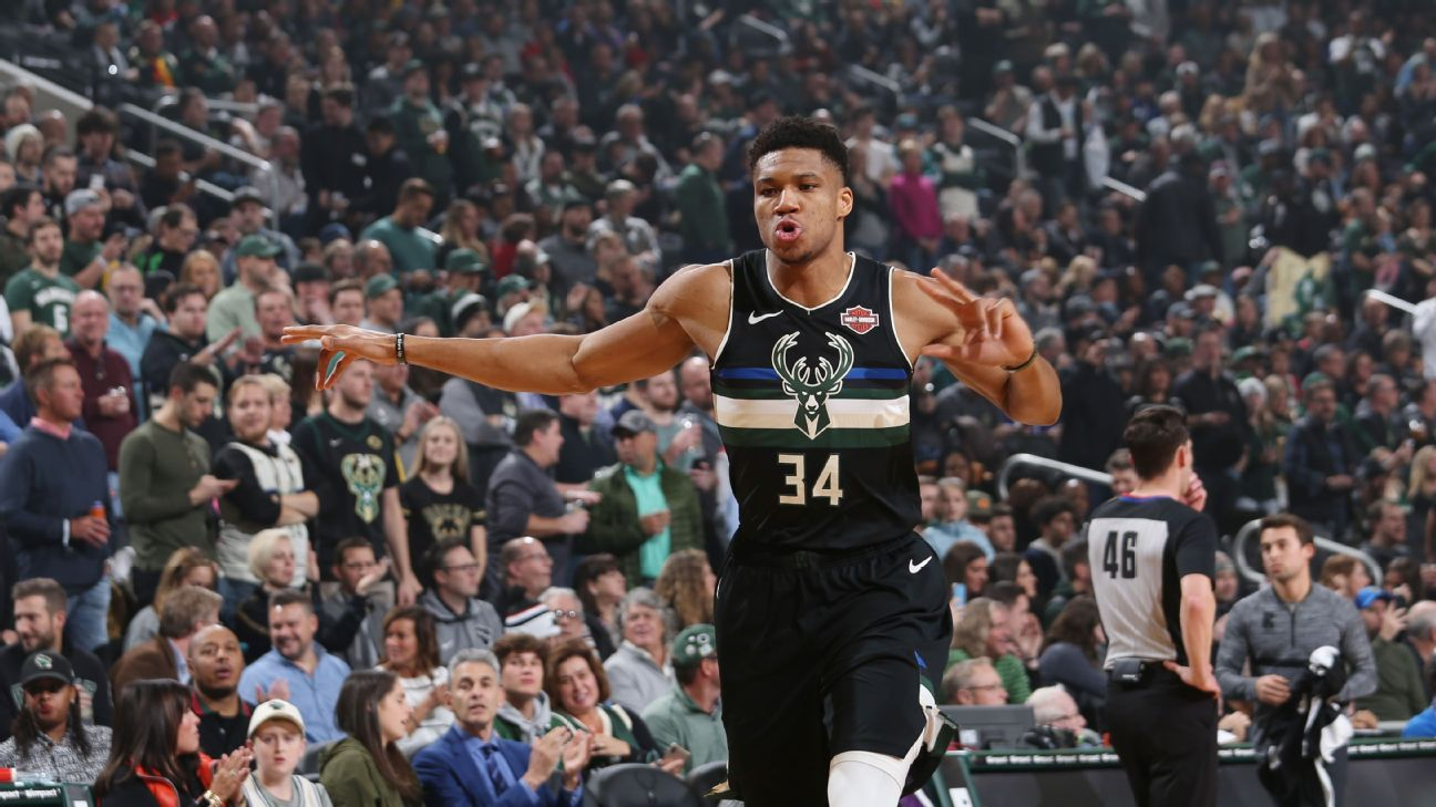 Giannis Antetokounmpo says 30 wins nice but Bucks can get better