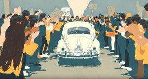 Volkswagen says goodbye to the iconic Beetle after 7 decades with new commercial