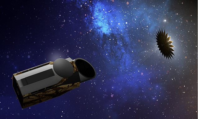 NASA's $7 BILLION HabEx telescope will go on a 10-year search for a 'second Earth'