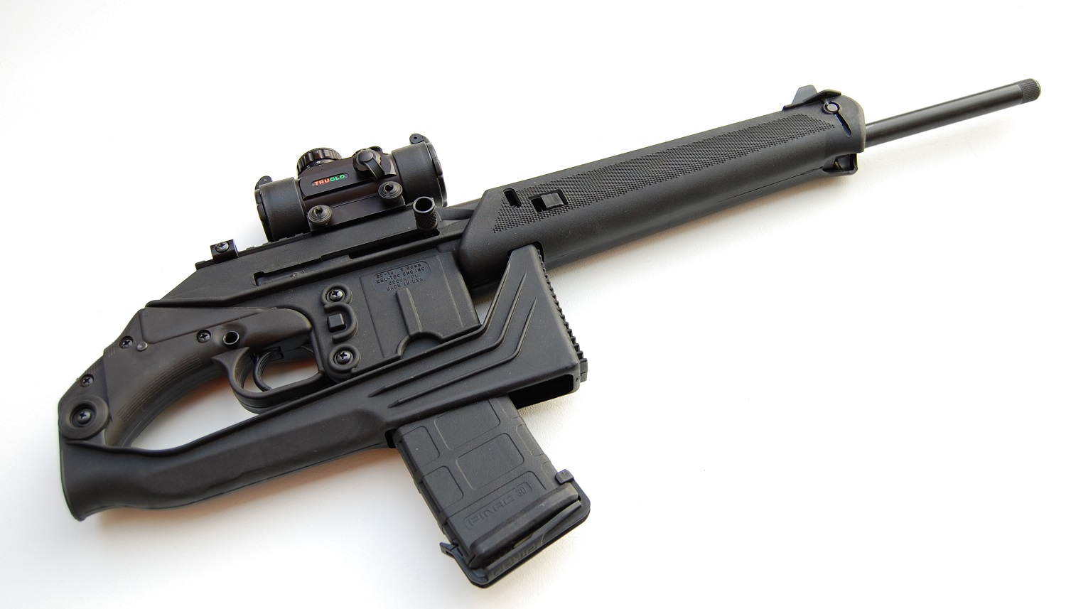 Kel-Tec Wants To Beat The AR-15, But Is The Su-16 Up To The Challenge?