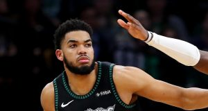 Trade Packages and Landing Spots for Timberwolves Star Karl-Anthony Towns