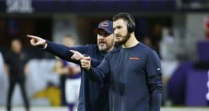 Chicago Bears fire Mark Helfrich and other position coaches