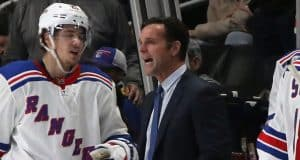 Rangers coach David Quinn rips into woeful officiating crew