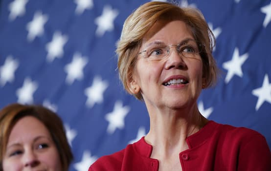 When 'Sexist' (and Desperate) Democrats Bully Warren