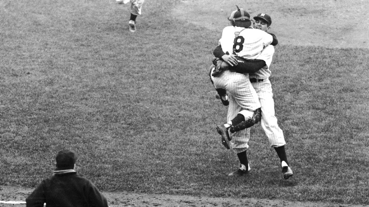 Larsen, with only perfect World Series game, dies