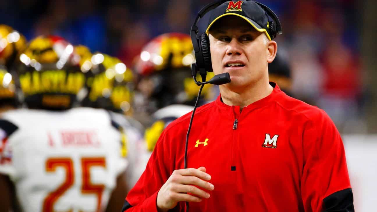 Kiffin adds ex-Terps coach Durkin to Ole Miss staff