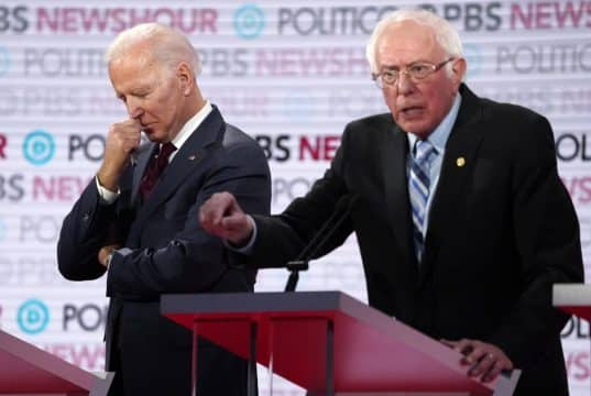 Bernie Sanders Crushes Biden in 2020 Fundraising with $108M Total