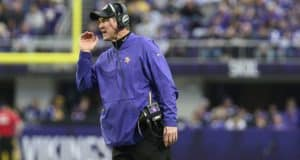 Vikes 'have every intent' of retaining Zimmer, GM