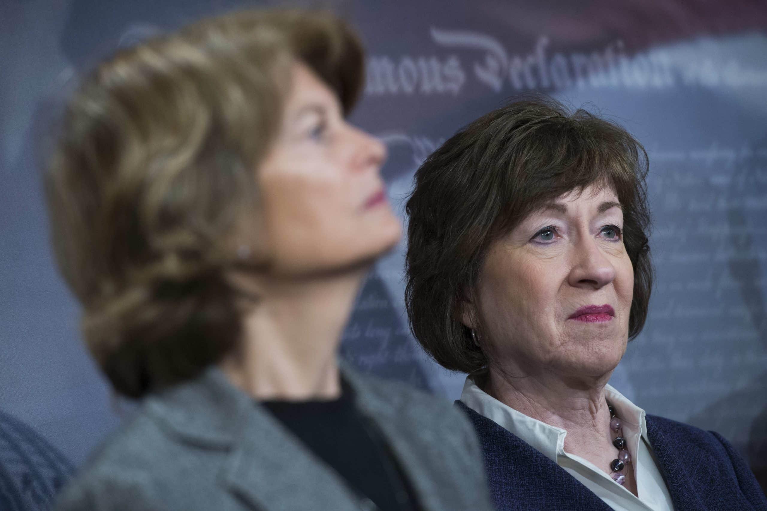 These GOP senators could break the stalemate in Trump's impeachment trial
