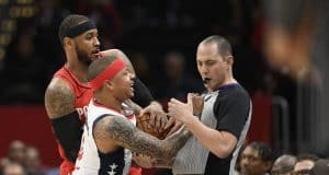 Isaiah Thomas' Embarrassing Ejection Tests Limits of Wizards' Patience