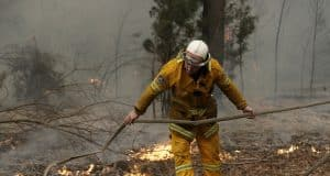 Morrison defends response as weather brings respite in fires