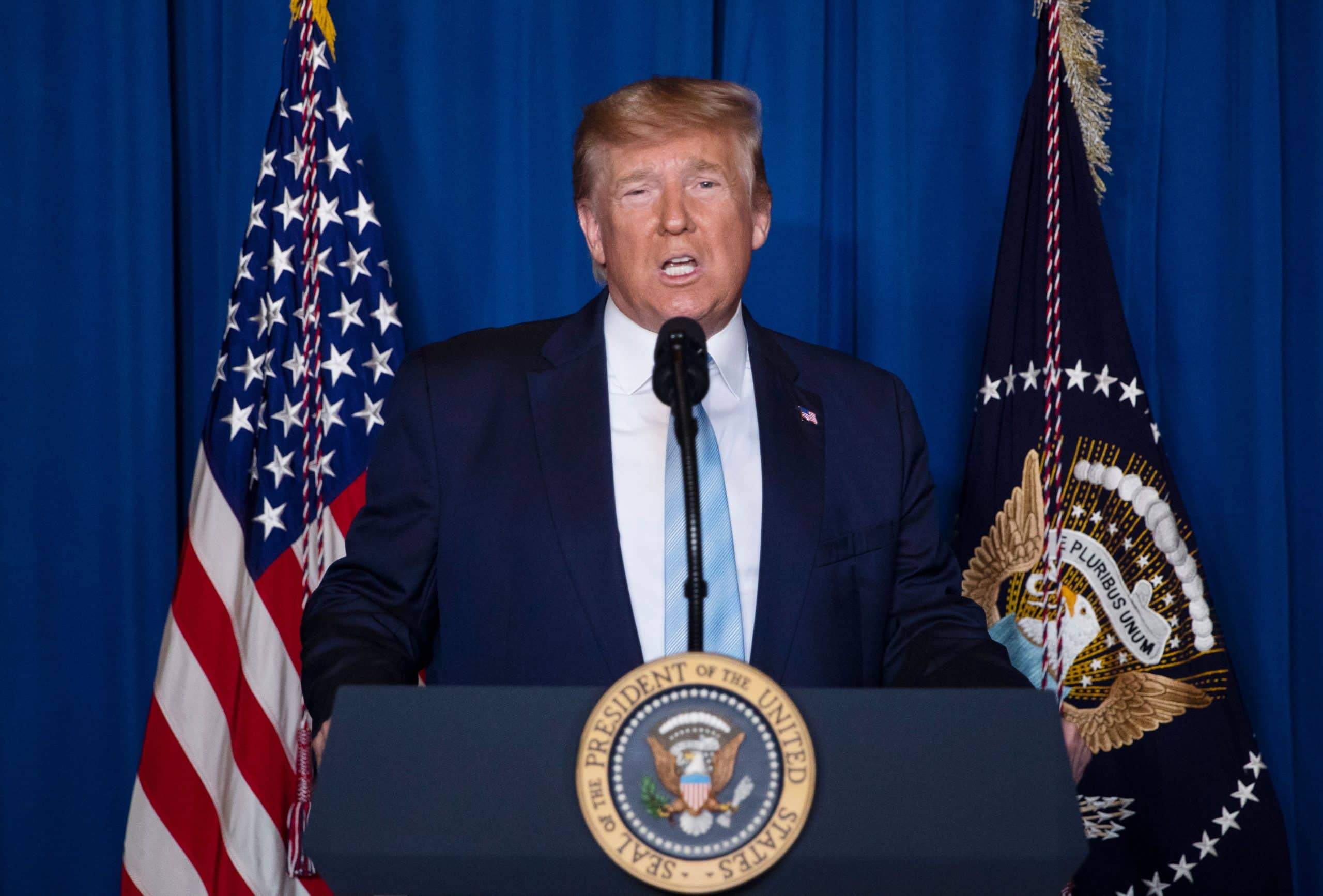 Trump threatens to hit 52 Iranian targets if Tehran retaliates over top general's death