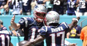 Tom Brady & Antonio Brown May Reunite in 2020