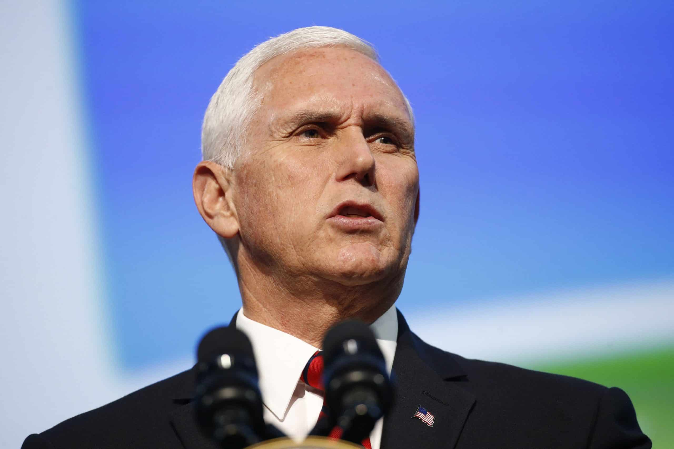 AP FACT CHECK: Pence misleadingly links Iran general to 9/11