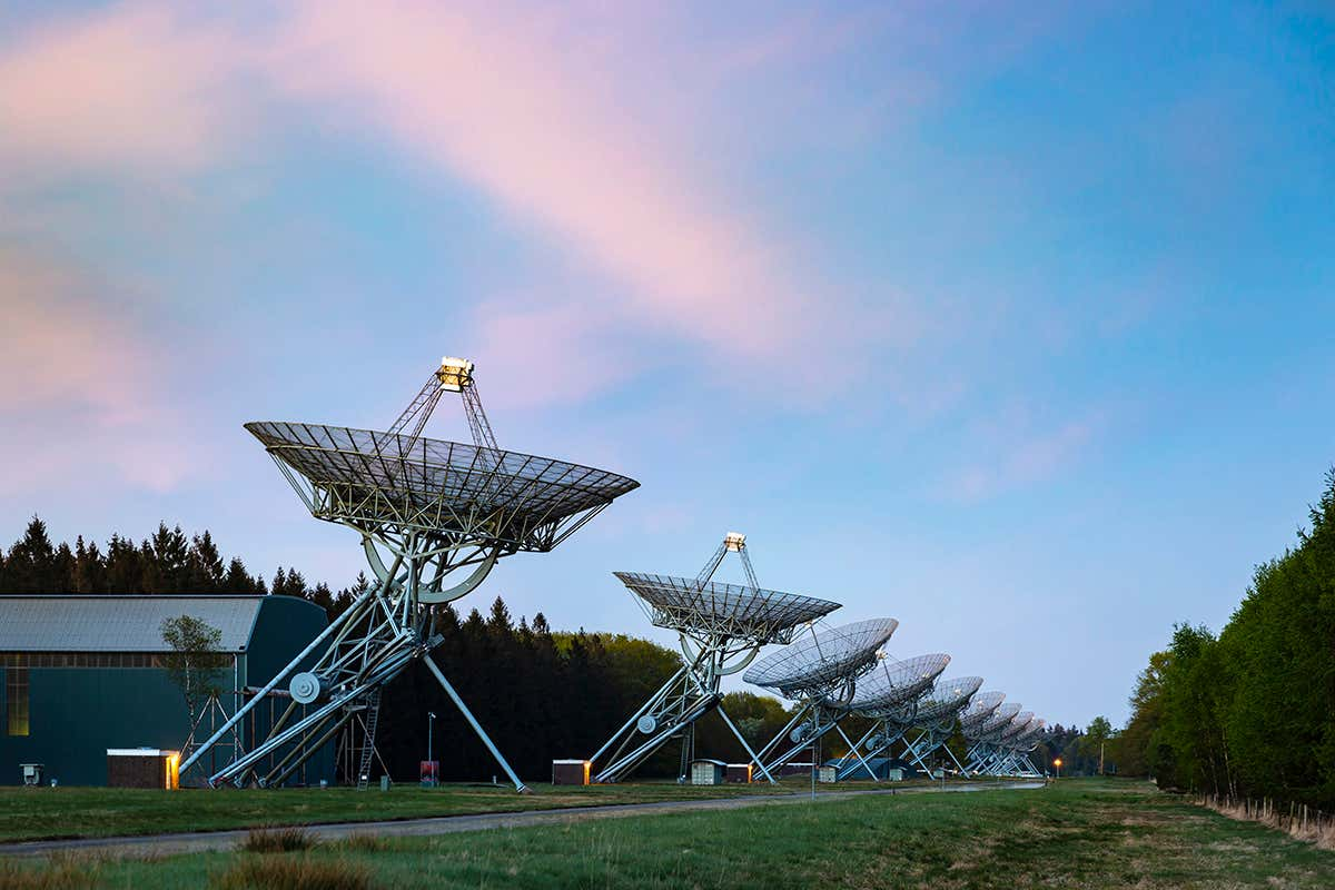 Mysterious radio signal from space seems to have suddenly vanished
