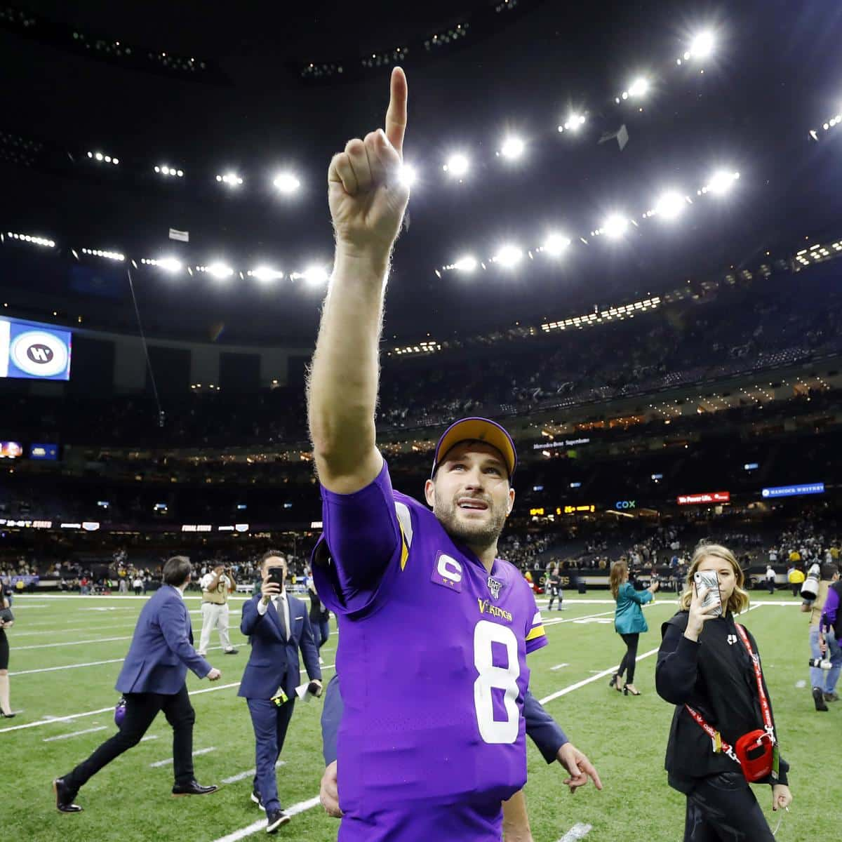 Kirk Cousins Finally Delivers on Huge Contract and Expectations