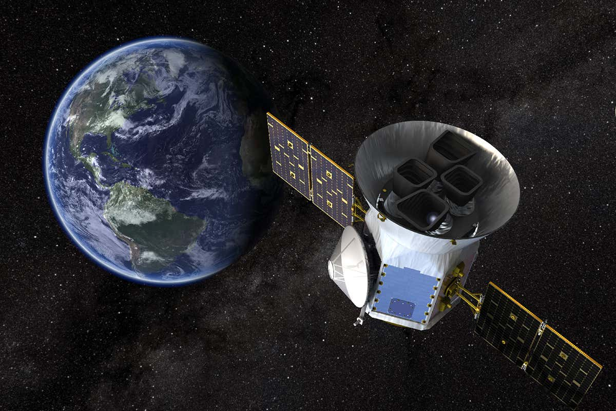 A NASA telescope has found its first habitable Earth-sized planet