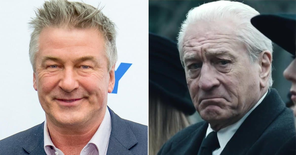 Alec Baldwin shares his emotional reaction to The Irishman: 'I got a tear in my eye'