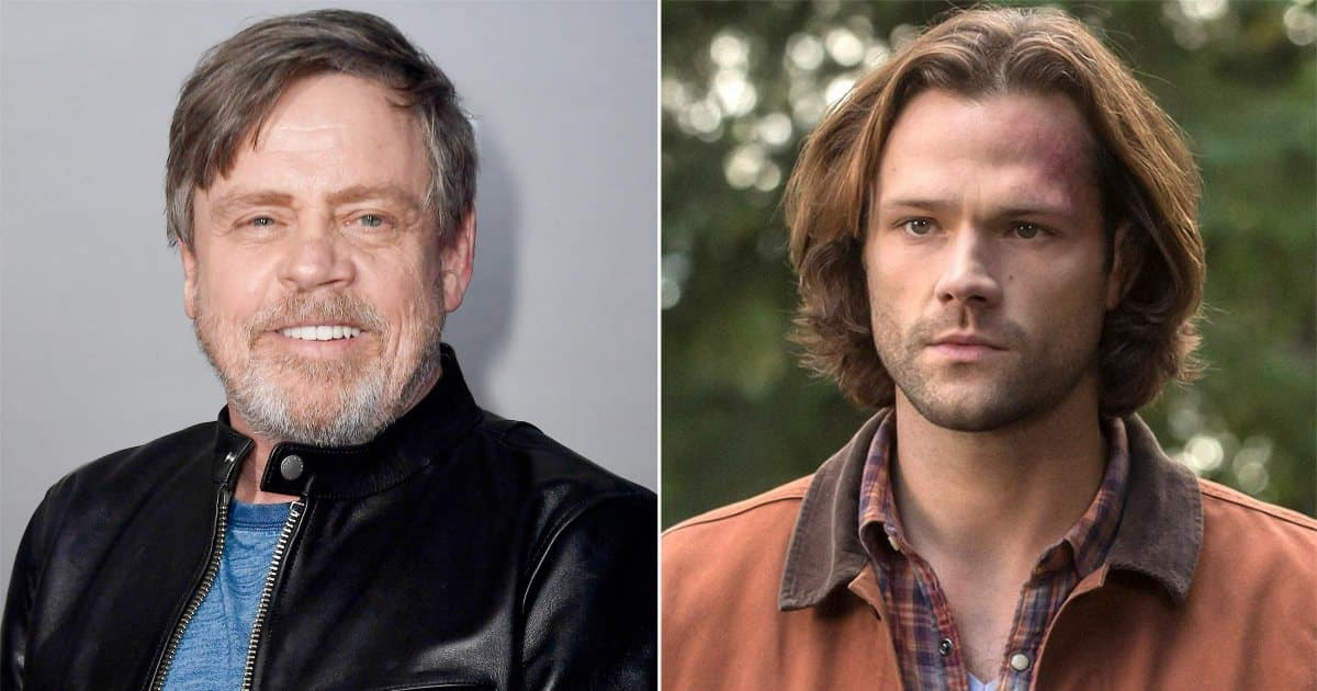 Supernatural creator freaks out after Mark Hamill tweets about his 'cameo'