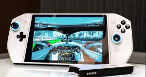 Alienware's 'Concept UFO' Prototype Is a Blatant Nintendo Switch Ripoff