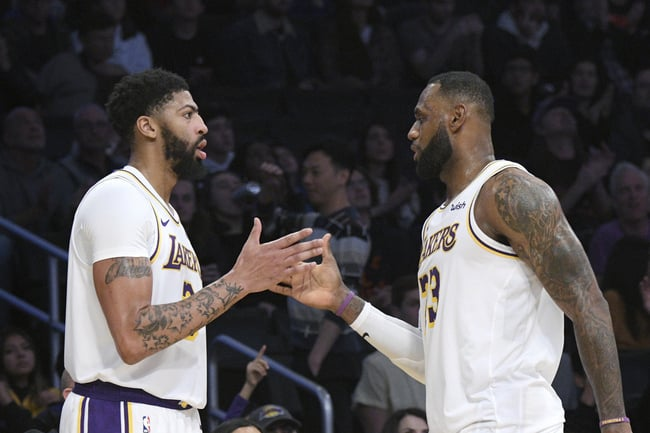 Next Anthony Davis Deal Must Factor in Aging LeBron, Another Potential Megastar