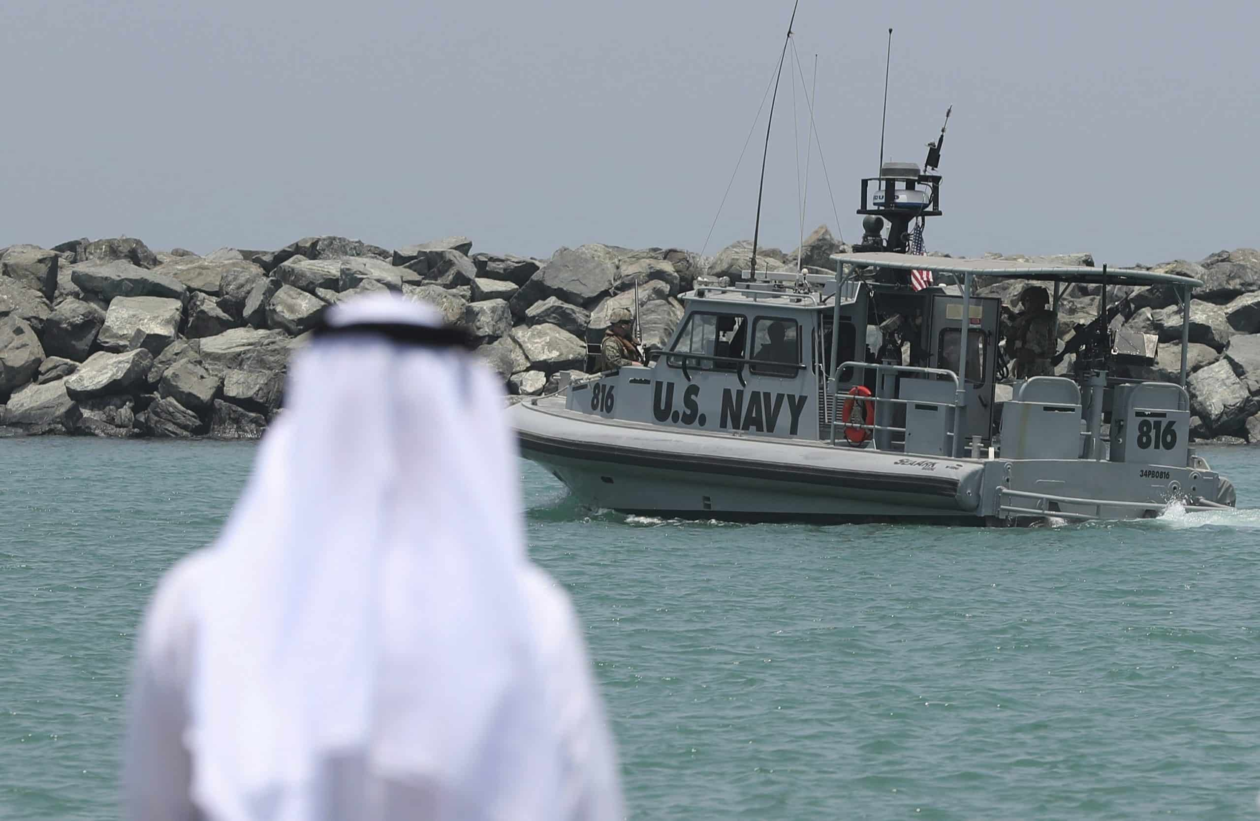 Risky Gulf Arab strategy tested by killing of Iran general