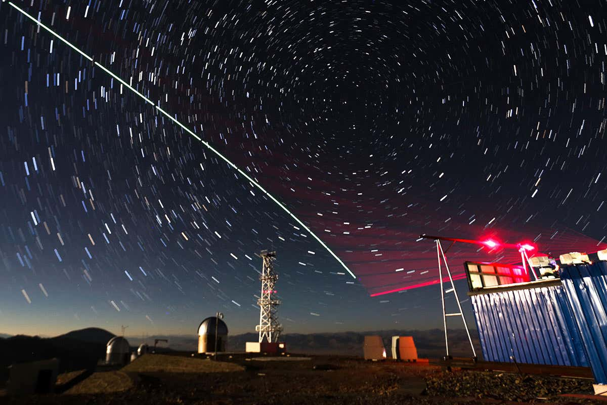 China has developed the world's first mobile quantum satellite station