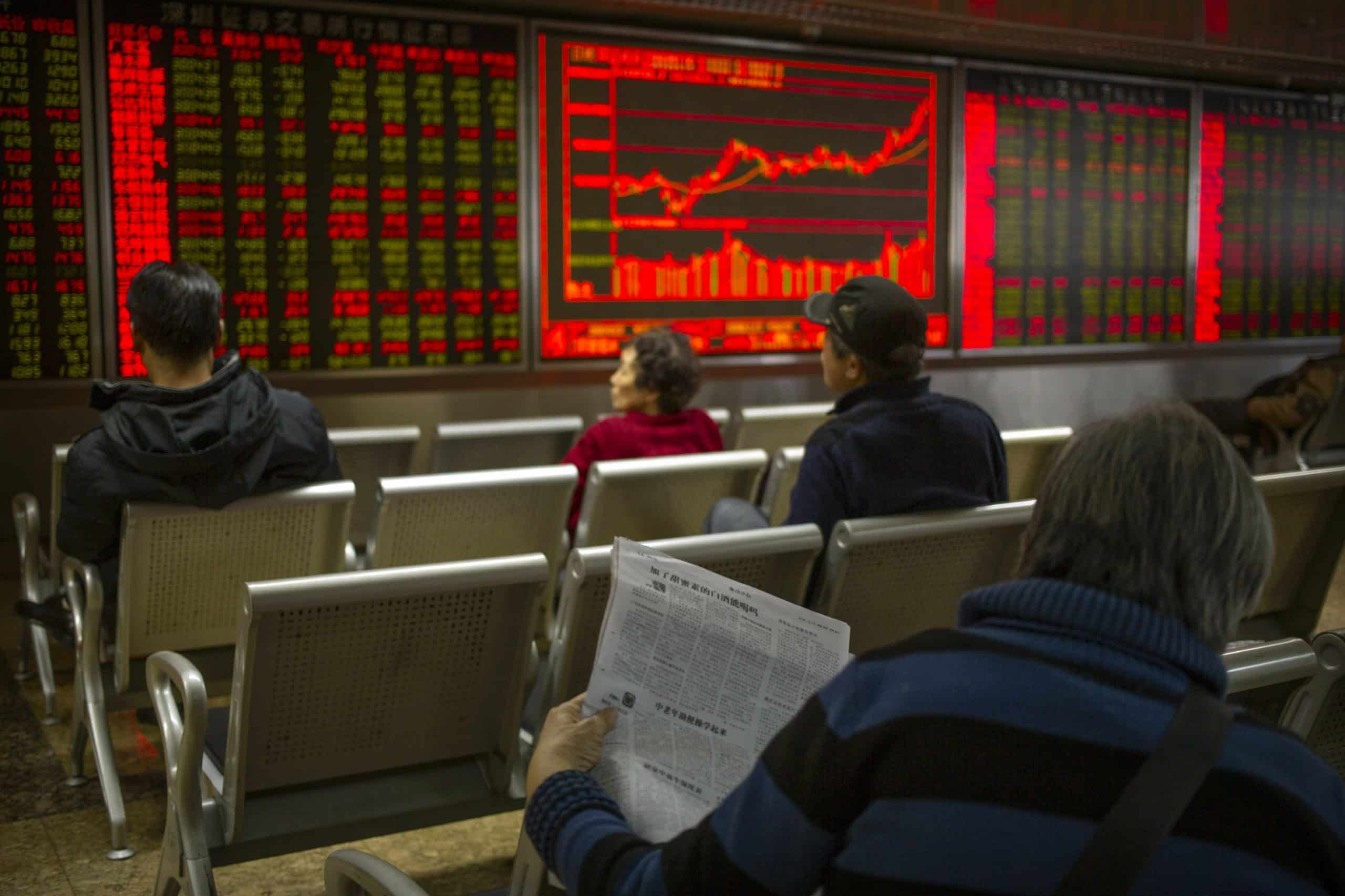 Global shares rise as worries recede on Iran, US tensions