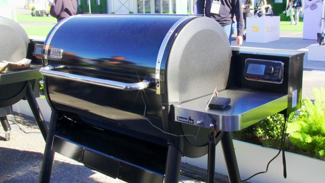 Weber Connect will be a useful tool for grillers of all skill levels