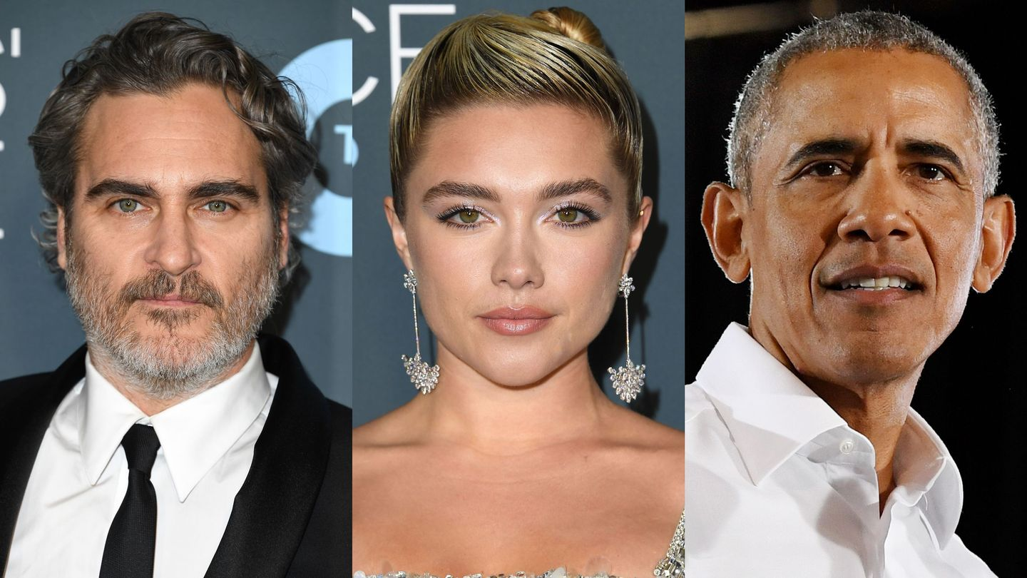 Joaquin Phoenix, Florence Pugh, And Barack Obama React To Their 2020 Oscar Nominations