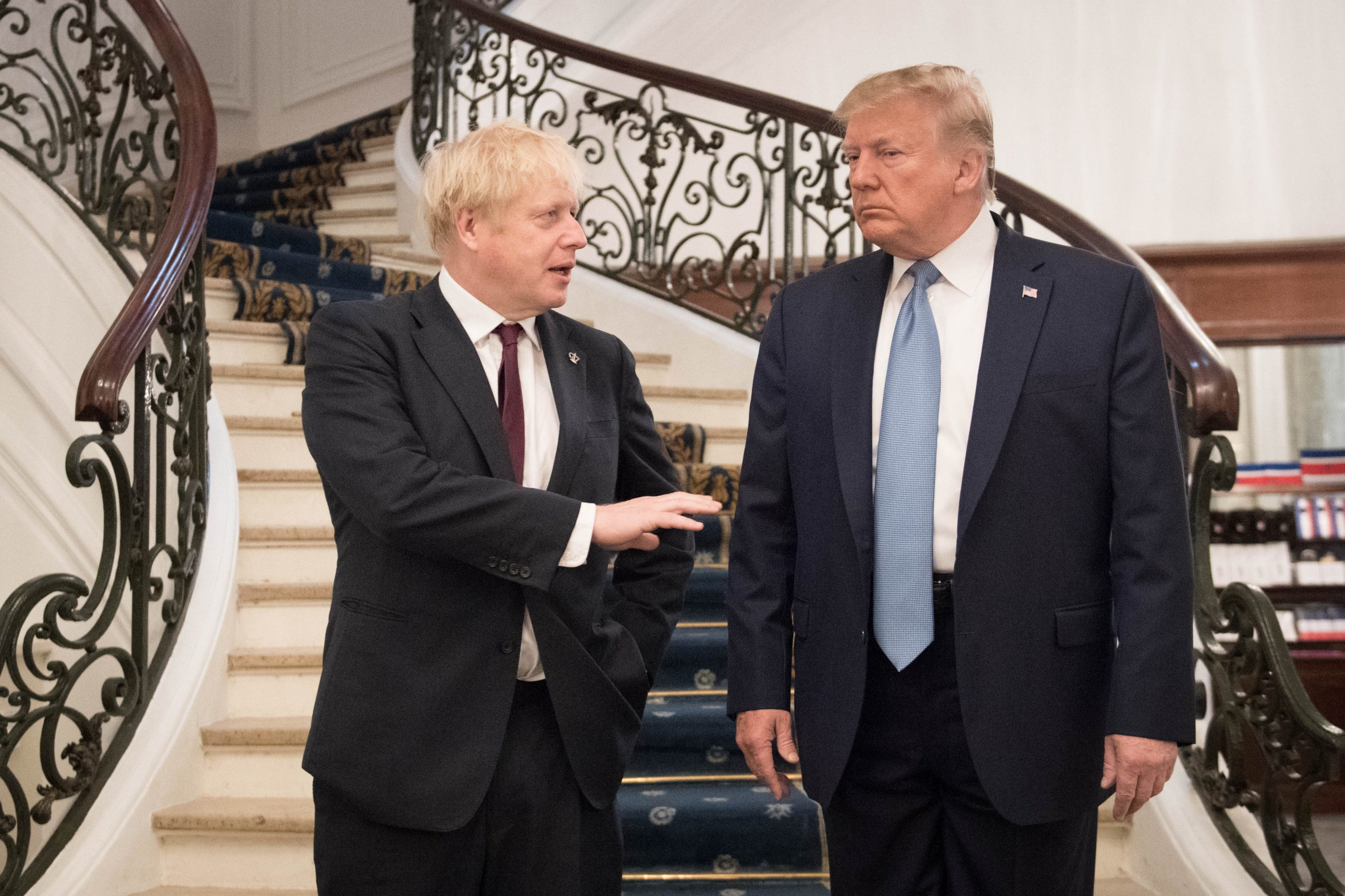 'Trump deal' could replace 2015 Iran nuclear accord, Boris Johnson says