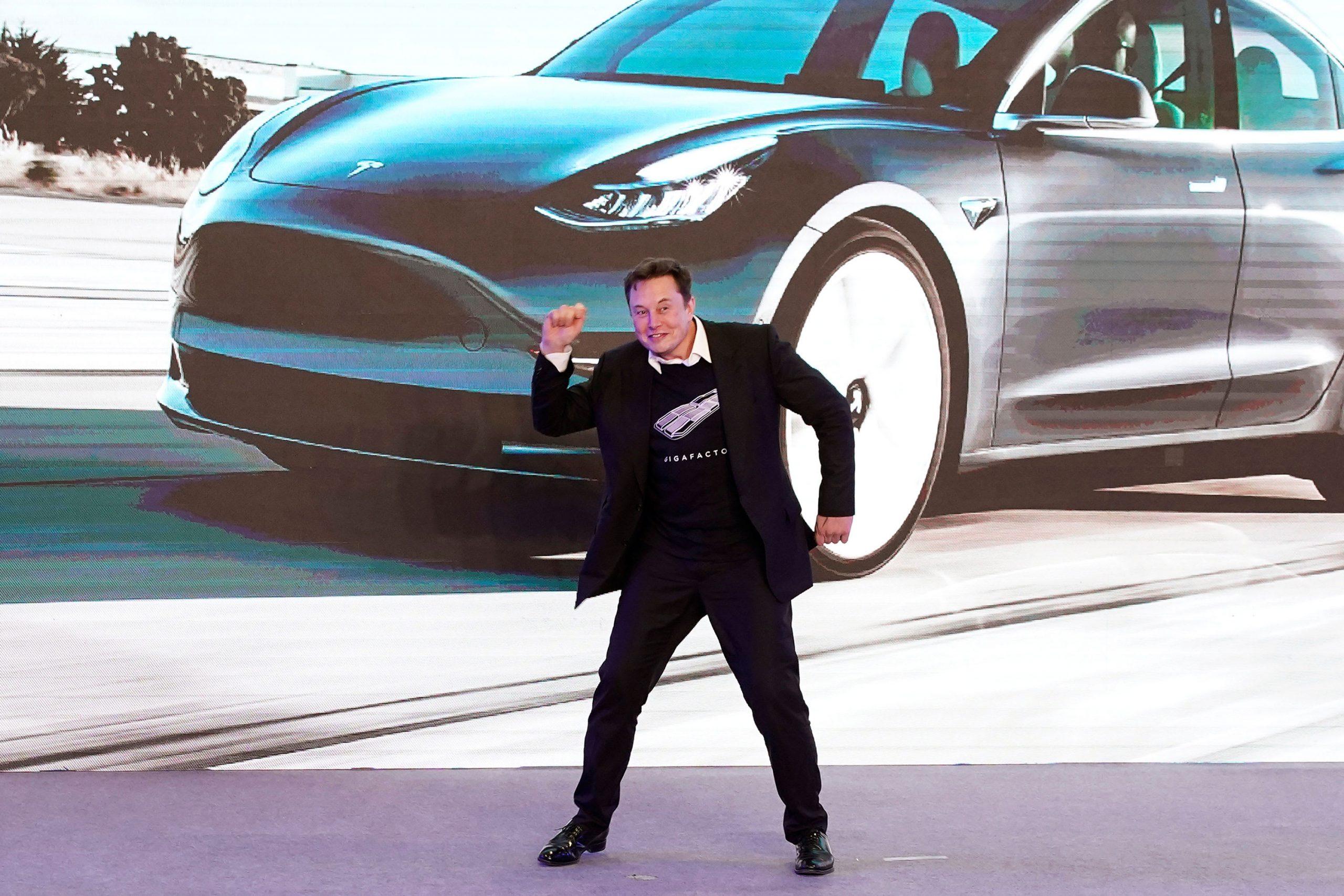 Tesla rally sends Wall Street analysts scrambling to catch up