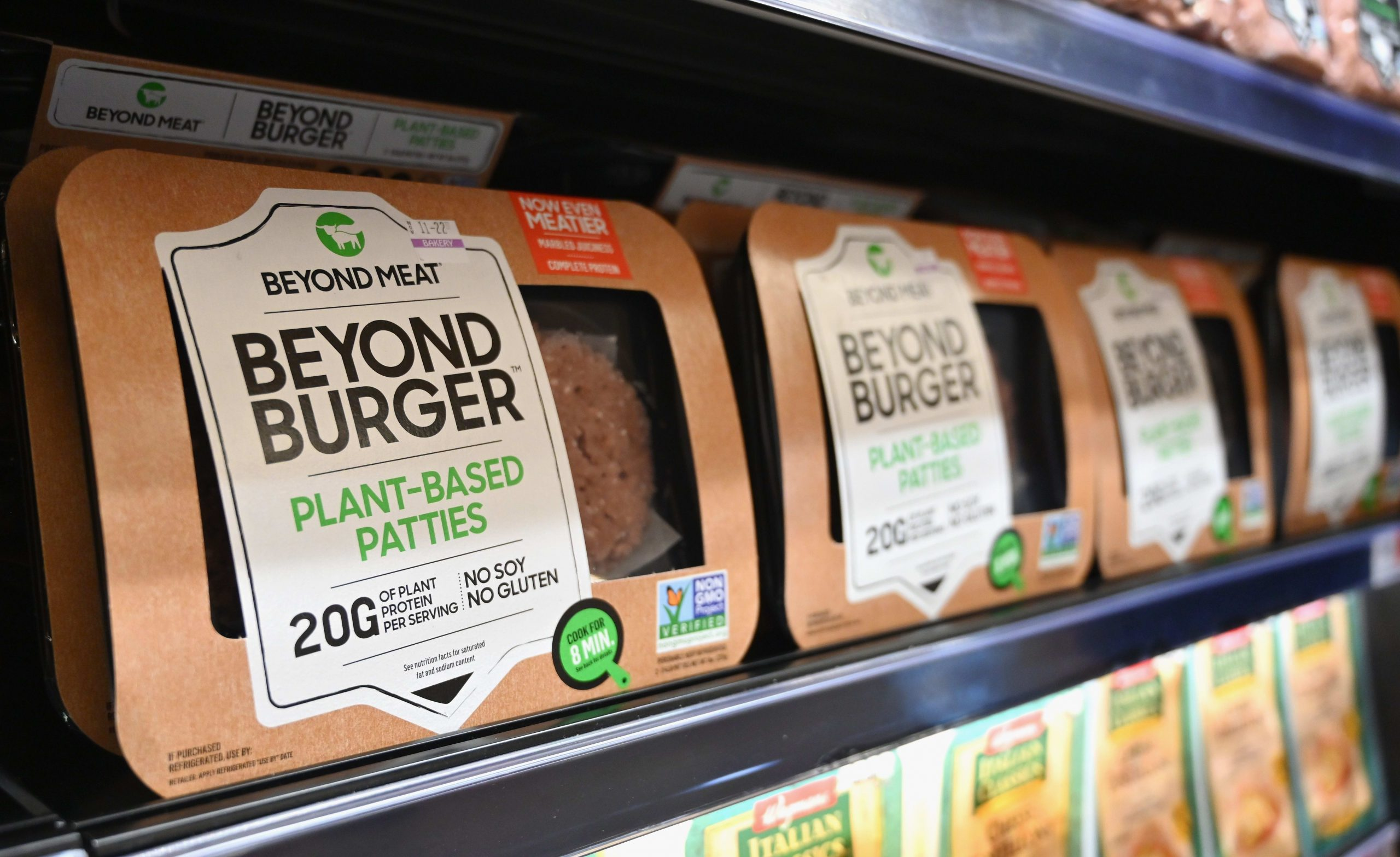 Beyond Meat is on the move again, trading in big swings and burning short sellers