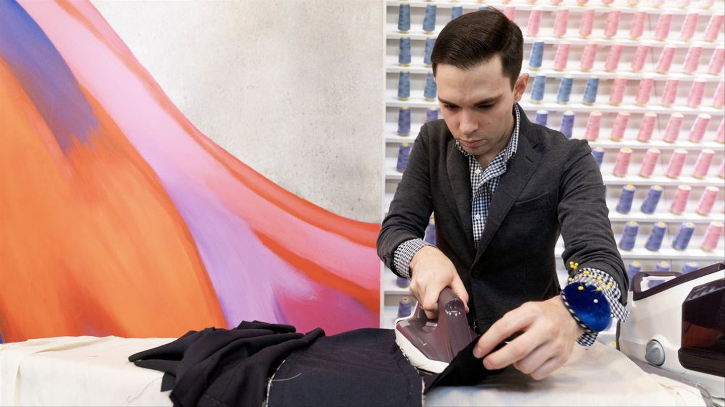 How Tyler Neasloney Turned His Viral Project Runway Quip Into A Force For Good