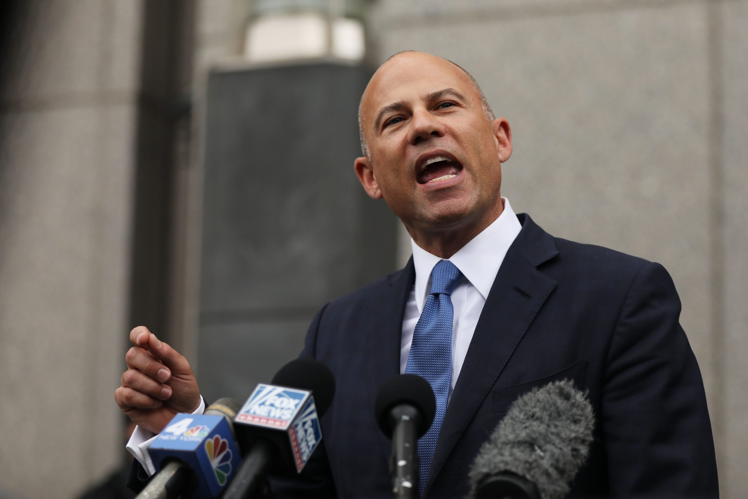 IRS agents arrest indicted lawyer Michael Avenatti for bail violation in California